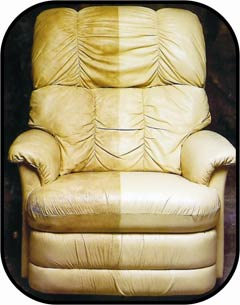 leather furniture cleaning Chicago